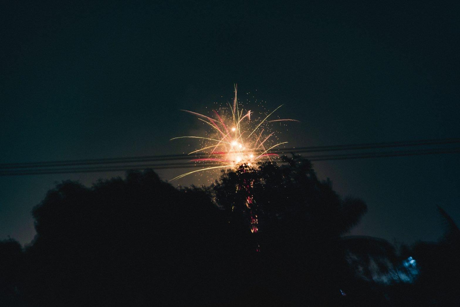 NYE 2019 Fireworks